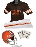 NFL Browns Uniform Costume