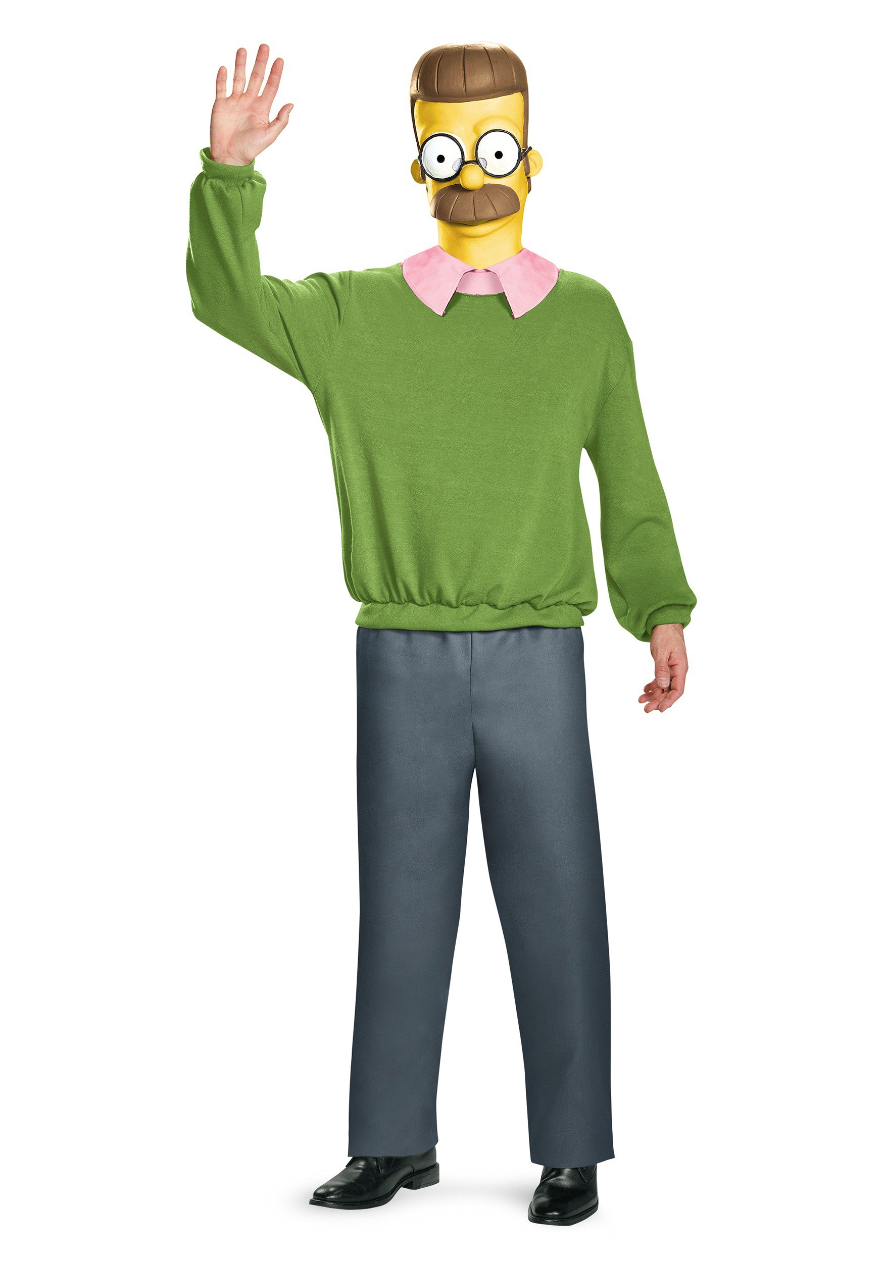 Ned Flanders Deluxe Adult Costume