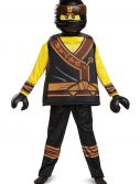 Ninjago Movie Cole Deluxe Boys Costume