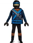 Ninjago Movie Jay Deluxe Boys Costume
