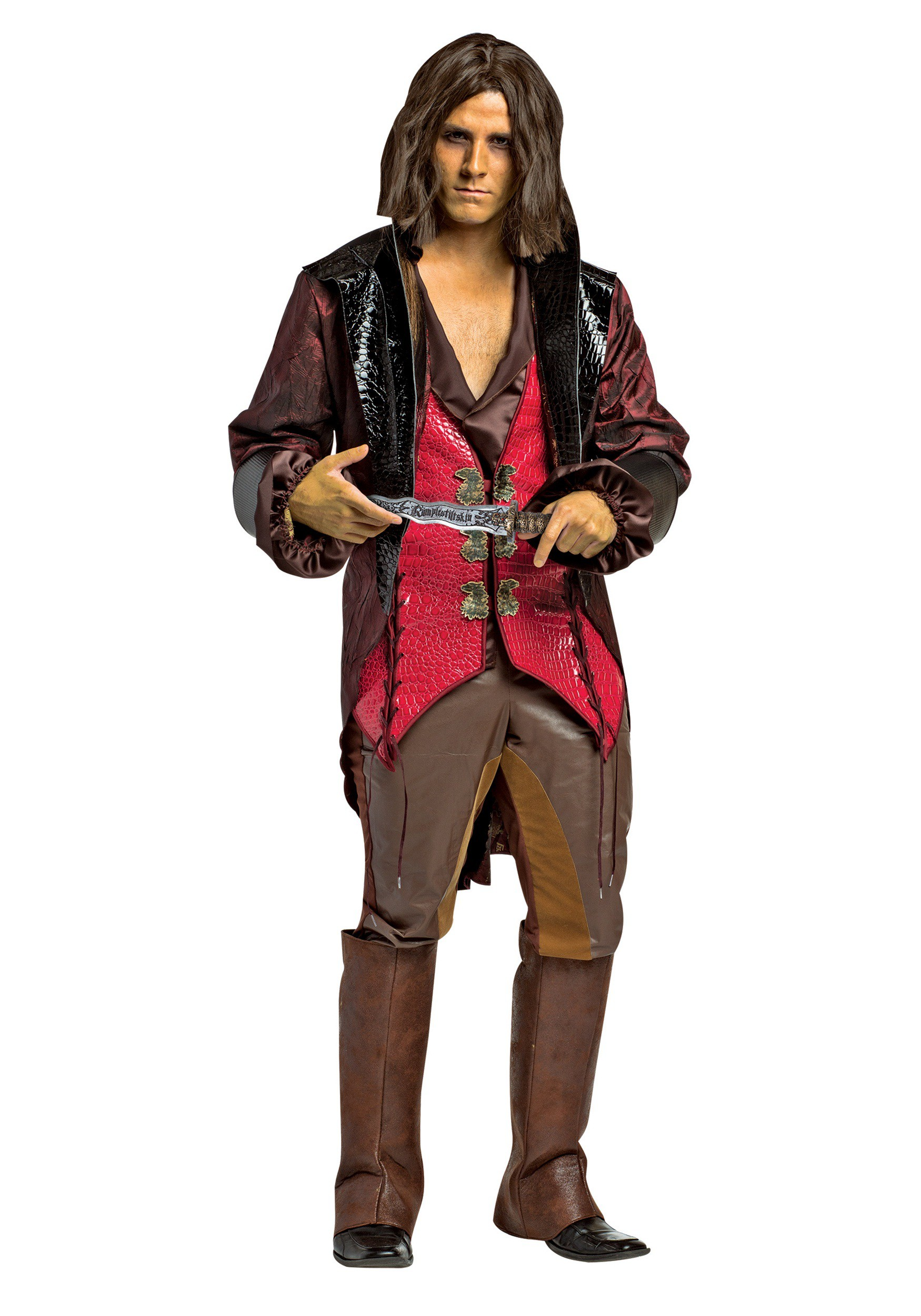 Once Upon a Time Rumplestiltskin Adult Costume