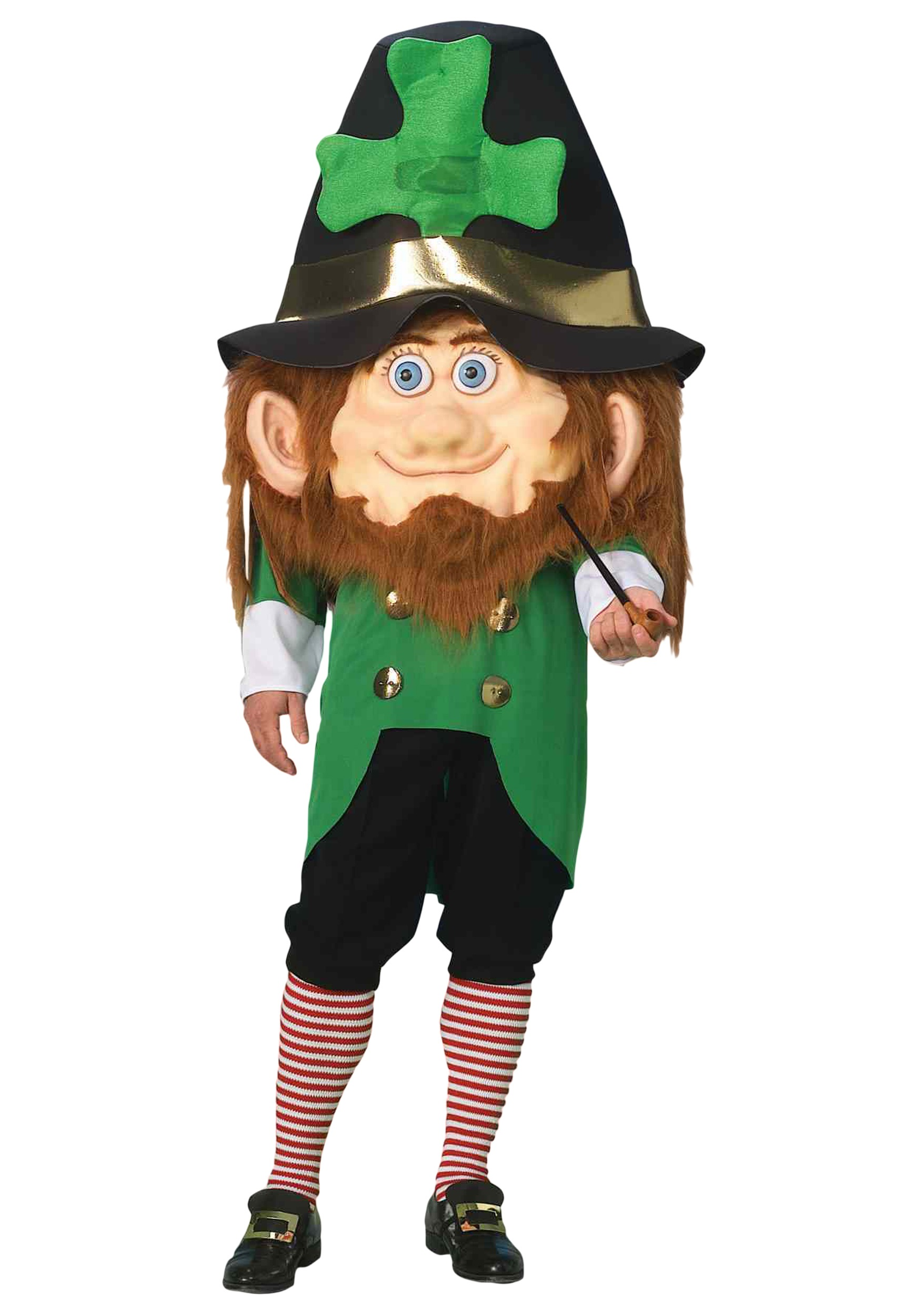 Oversized Parade Leprechaun Costume