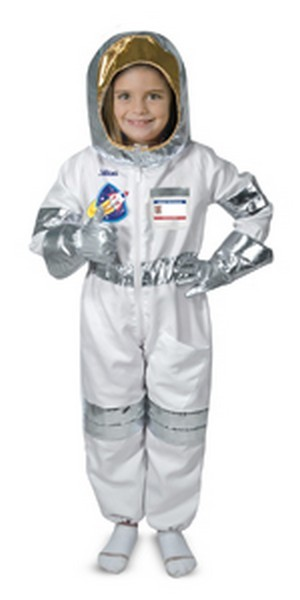 Personalized Astronaut Costume Set