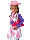 Personalized Cowgirl Costume Set