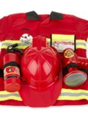 Personalized Fire Fighter Costume Set