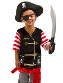 Personalized Pirate Costume Set