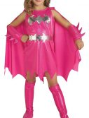Pink Child Batgirl Costume