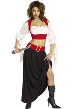 Pirate Renaissance Costume