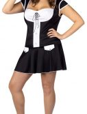 Plus Size Captain Layover Costume