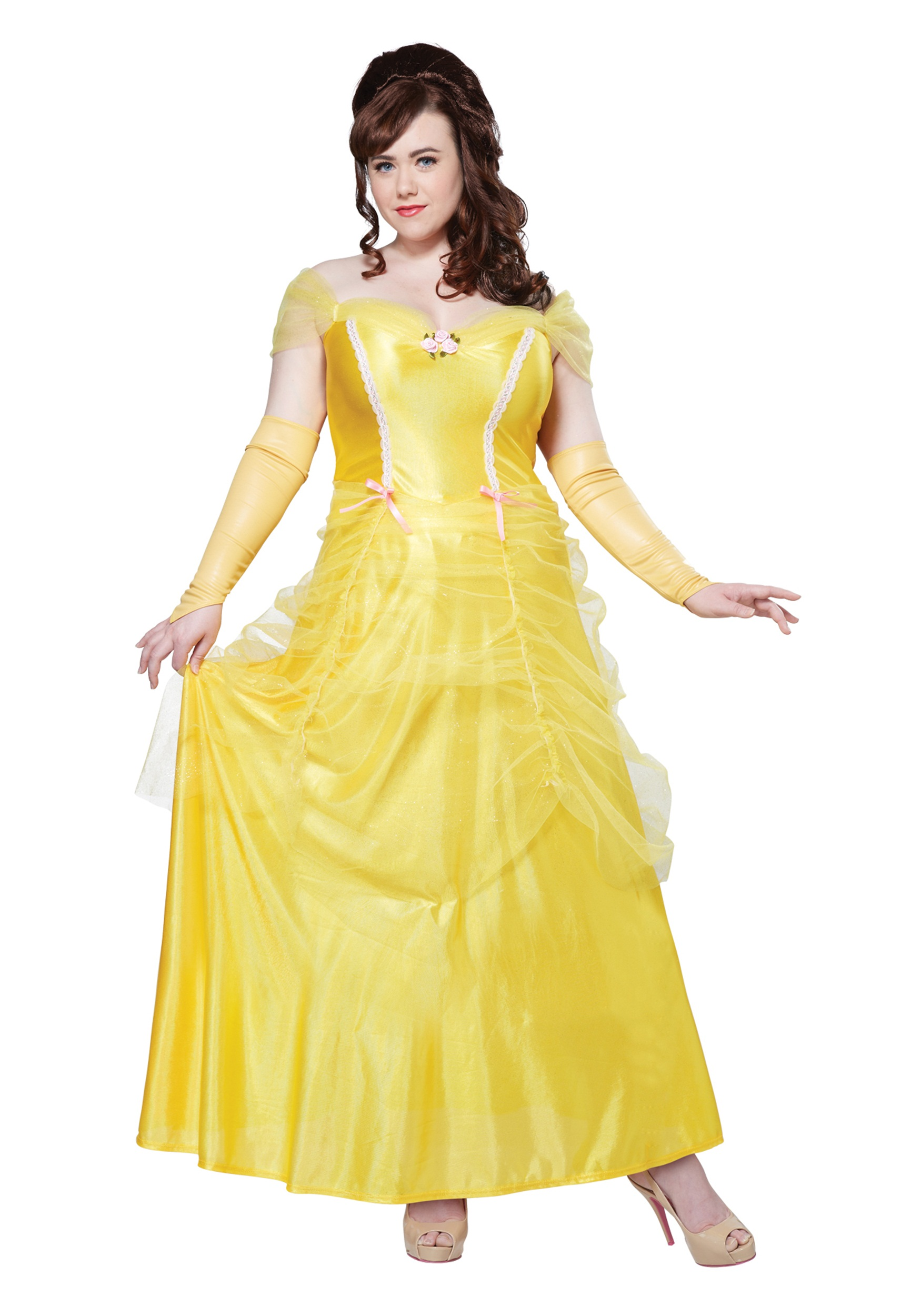 Plus Size Classic Beauty Costume