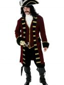 Plus Size Deluxe Captain Hook Costume