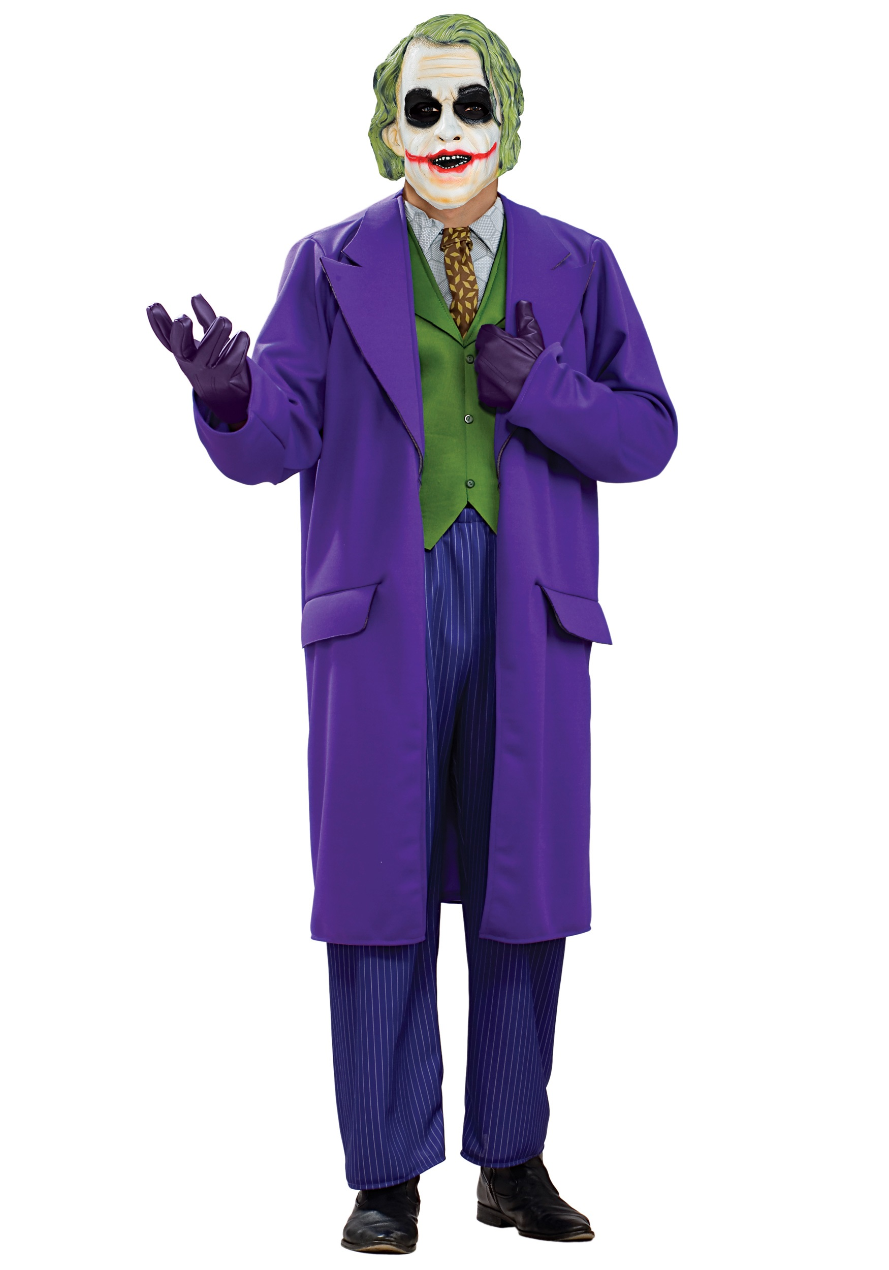 Plus Size Deluxe Joker Costume