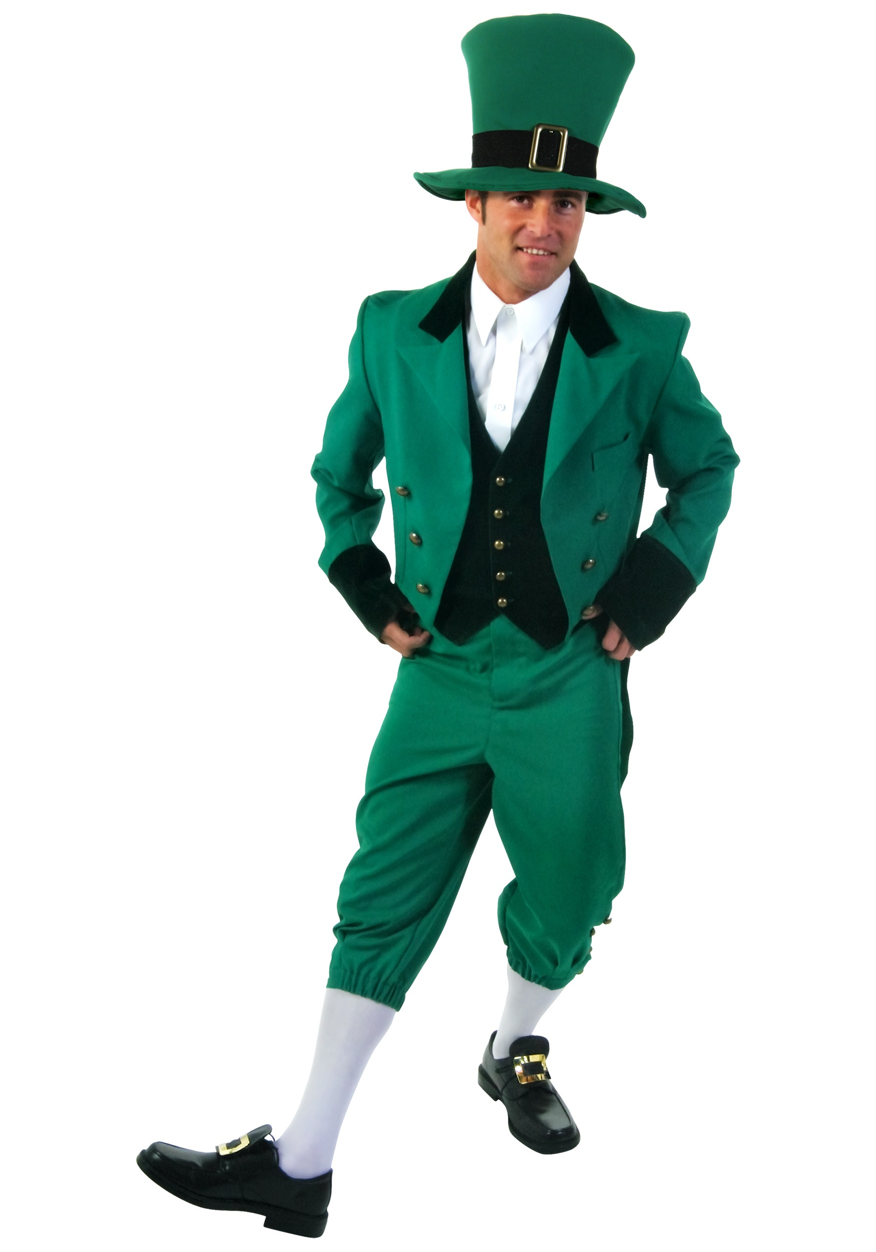 Plus Size Leprechaun Costume