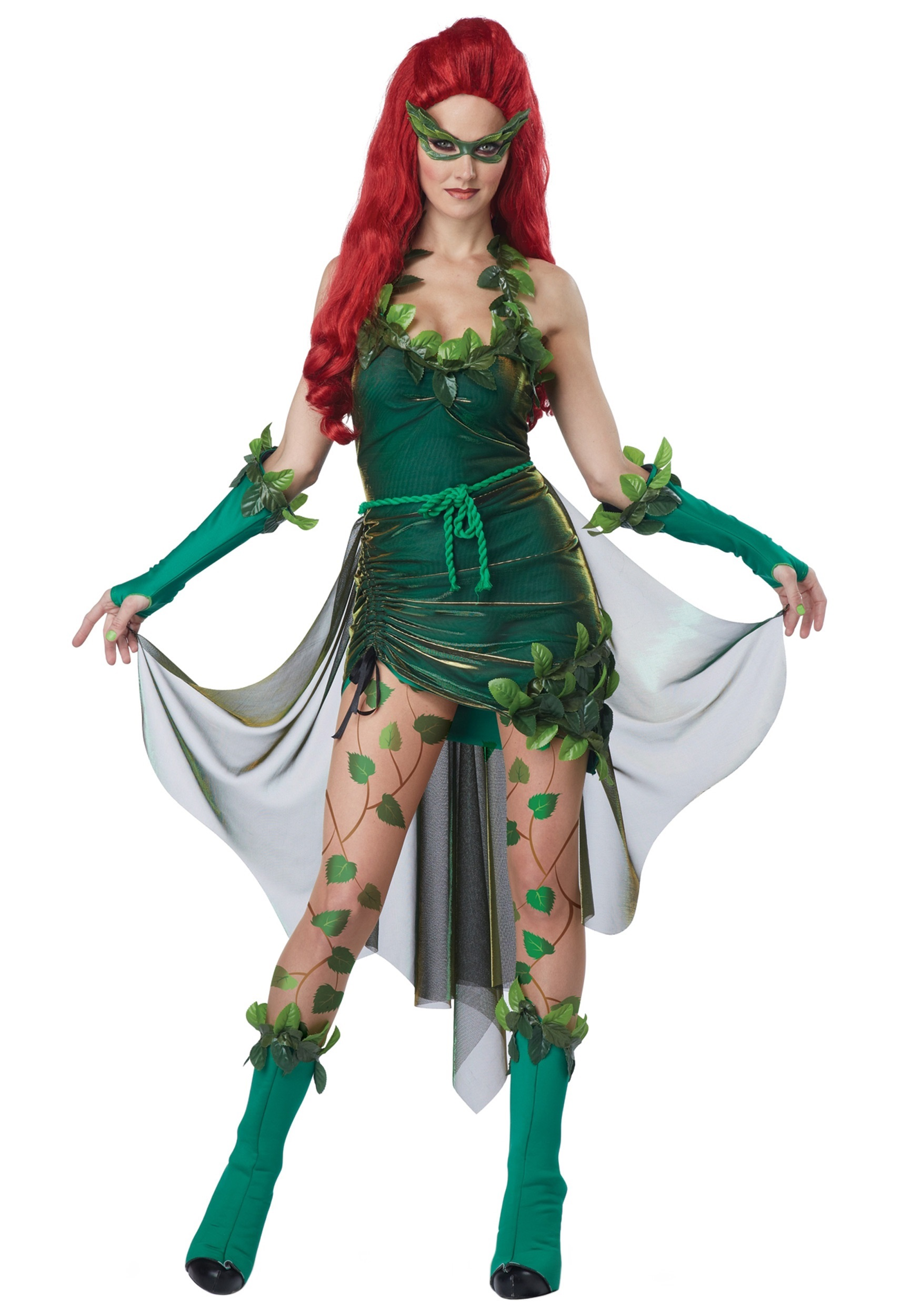 Plus Size Lethal Beauty Costume
