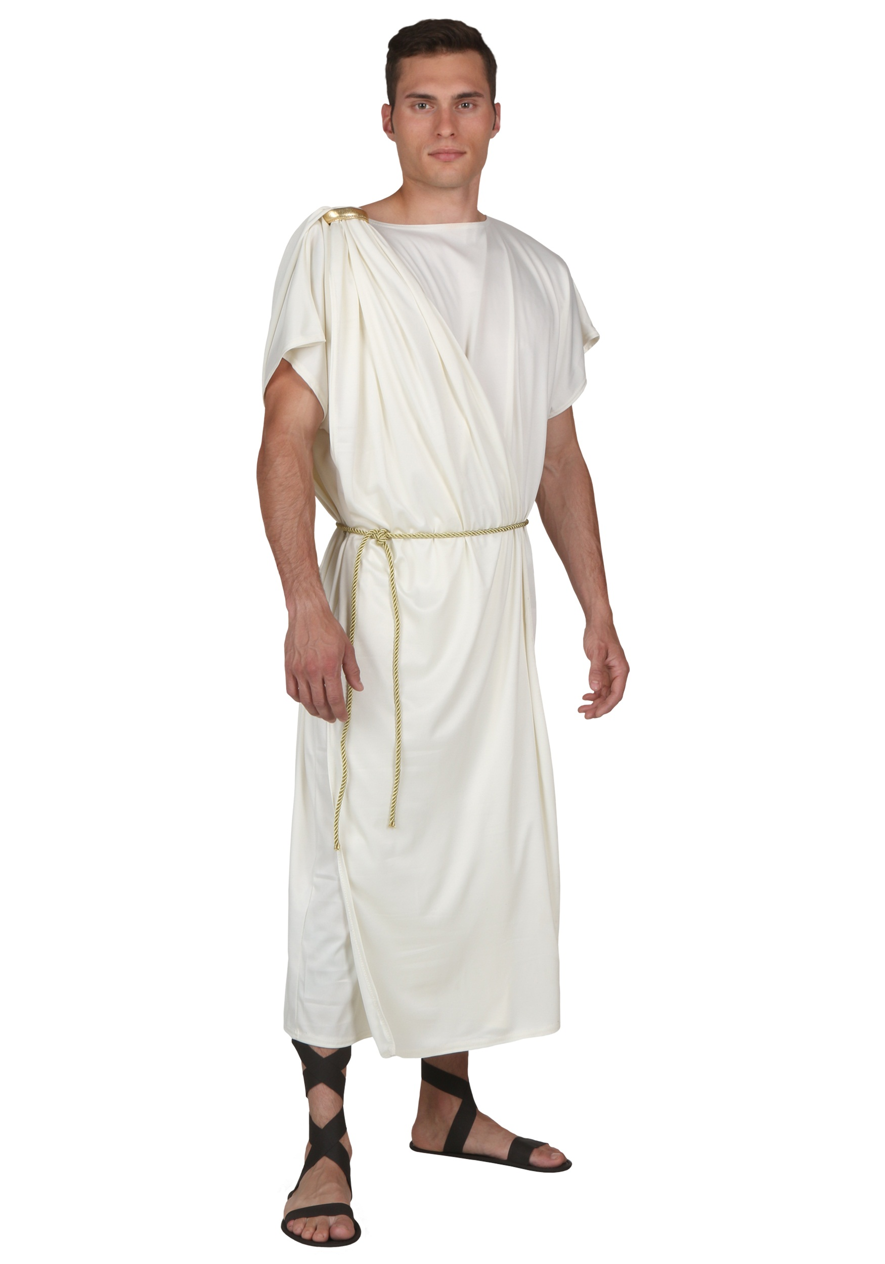 Plus Size Men's Toga