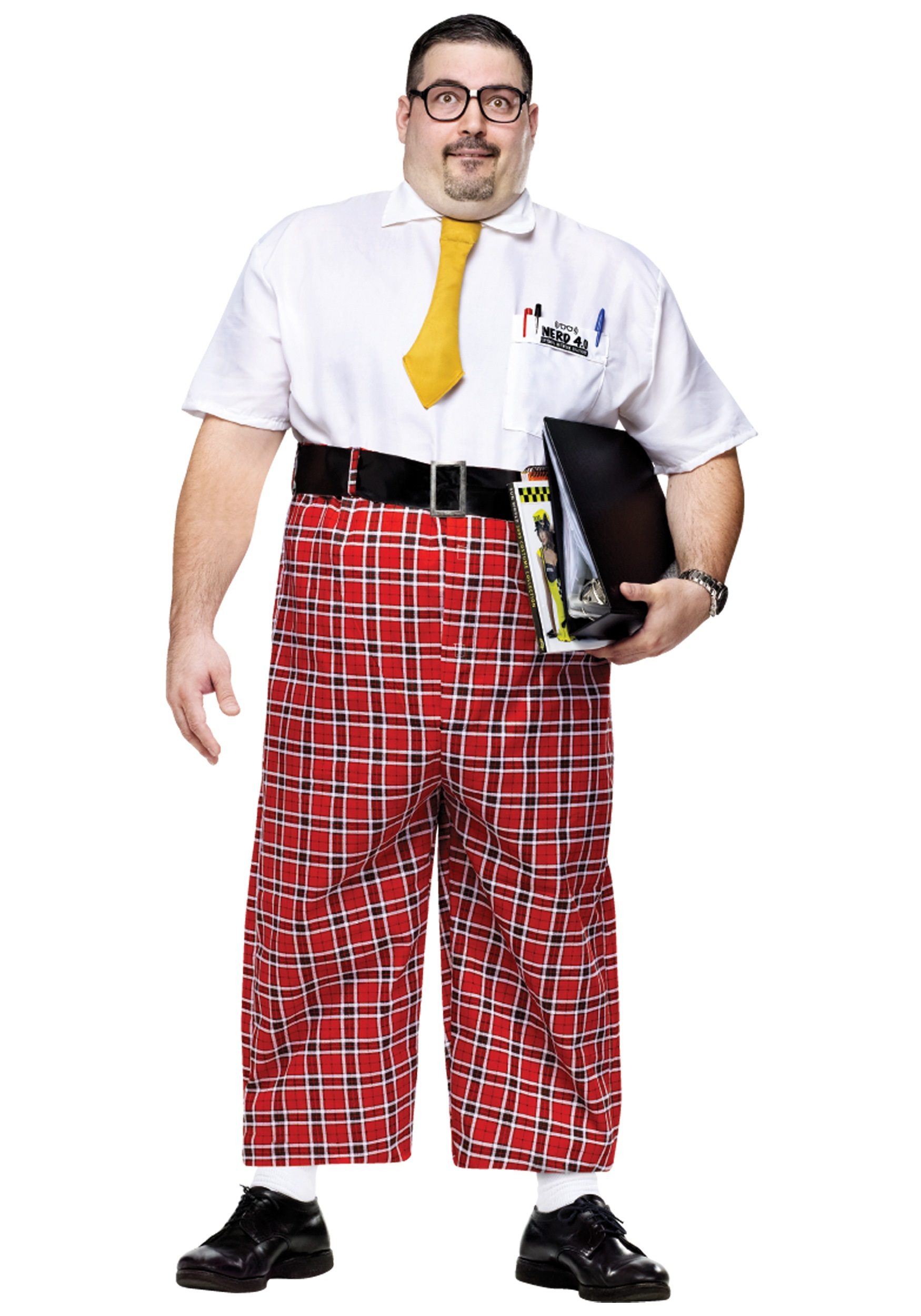 Plus Size Nerd Costume
