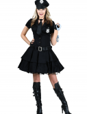 Plus Size Playful Police Costume