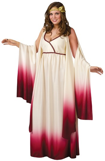 Plus Size Venus Goddess of Love Costume