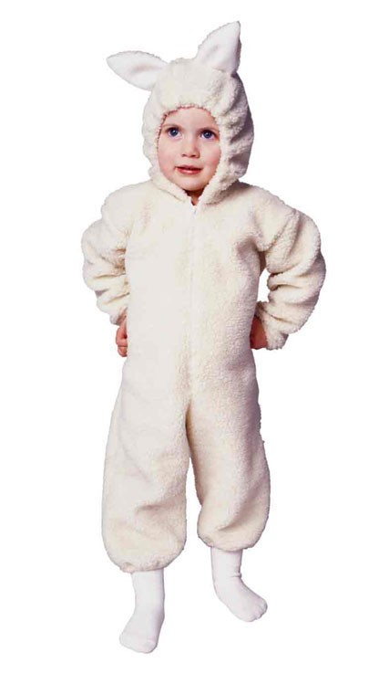 Plush Lamb Infant Costume