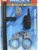 Police Toy Accessory Pack