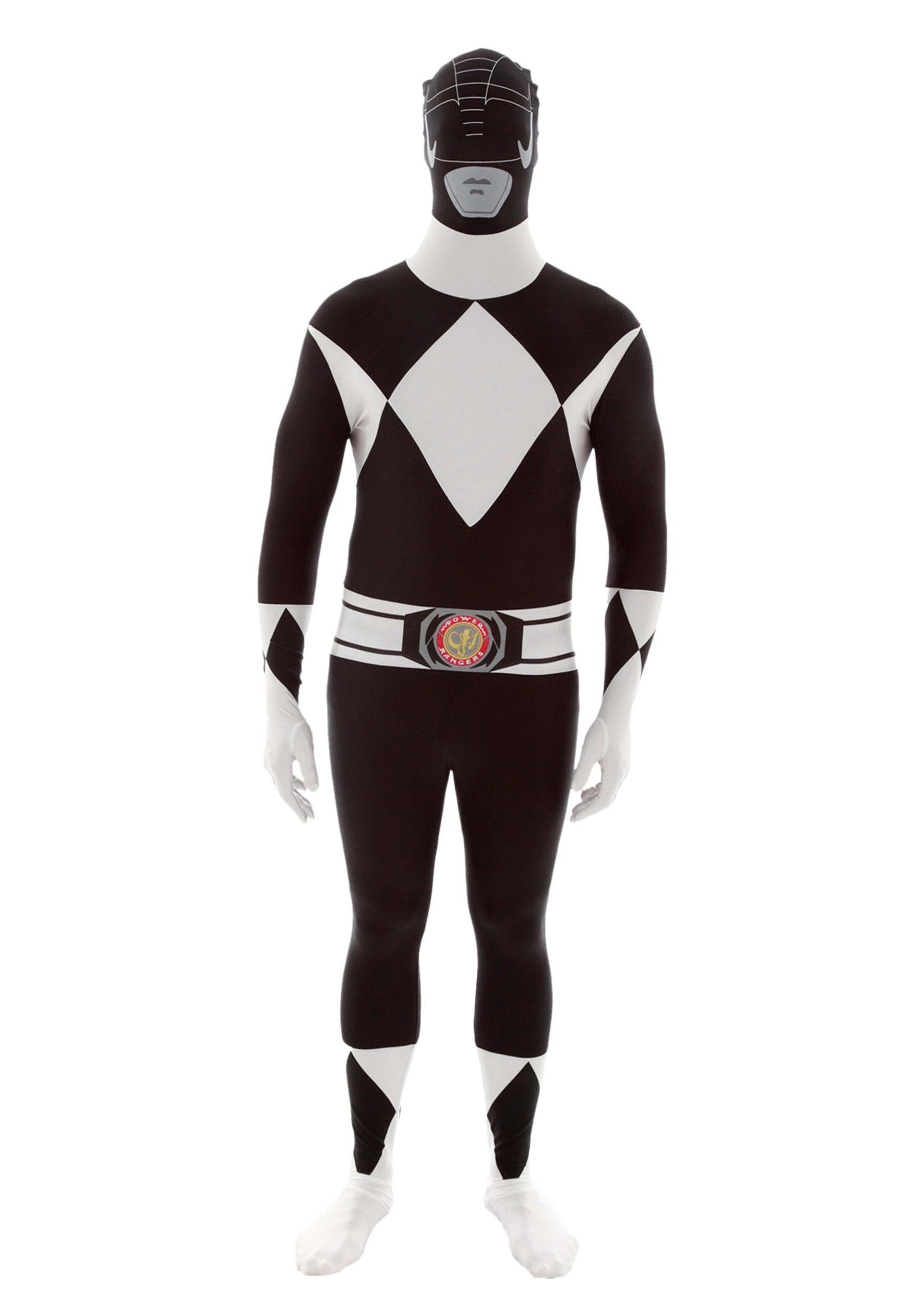 Power Rangers: Black Ranger Morphsuit
