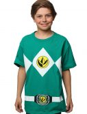 Power Rangers I am Green Ranger T-Shirt