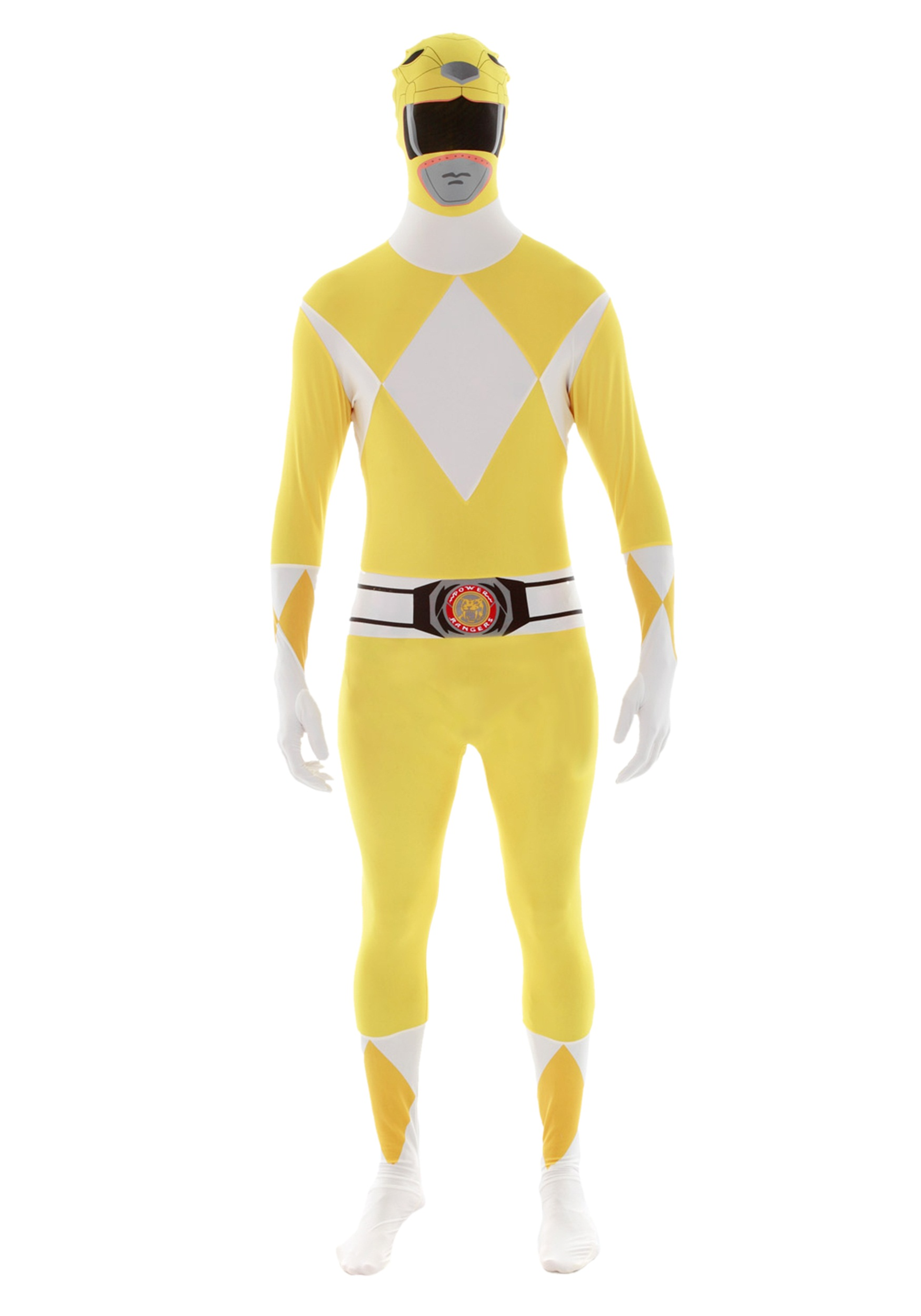 Power Rangers: Yellow Ranger Morphsuit