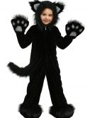 Premium Black Cat Kids Costume
