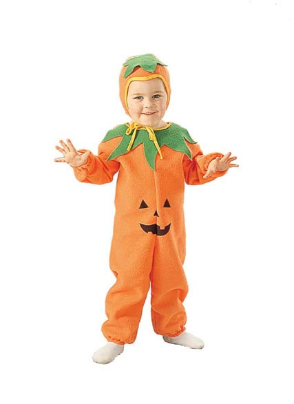 Pumpkin Infant Costume