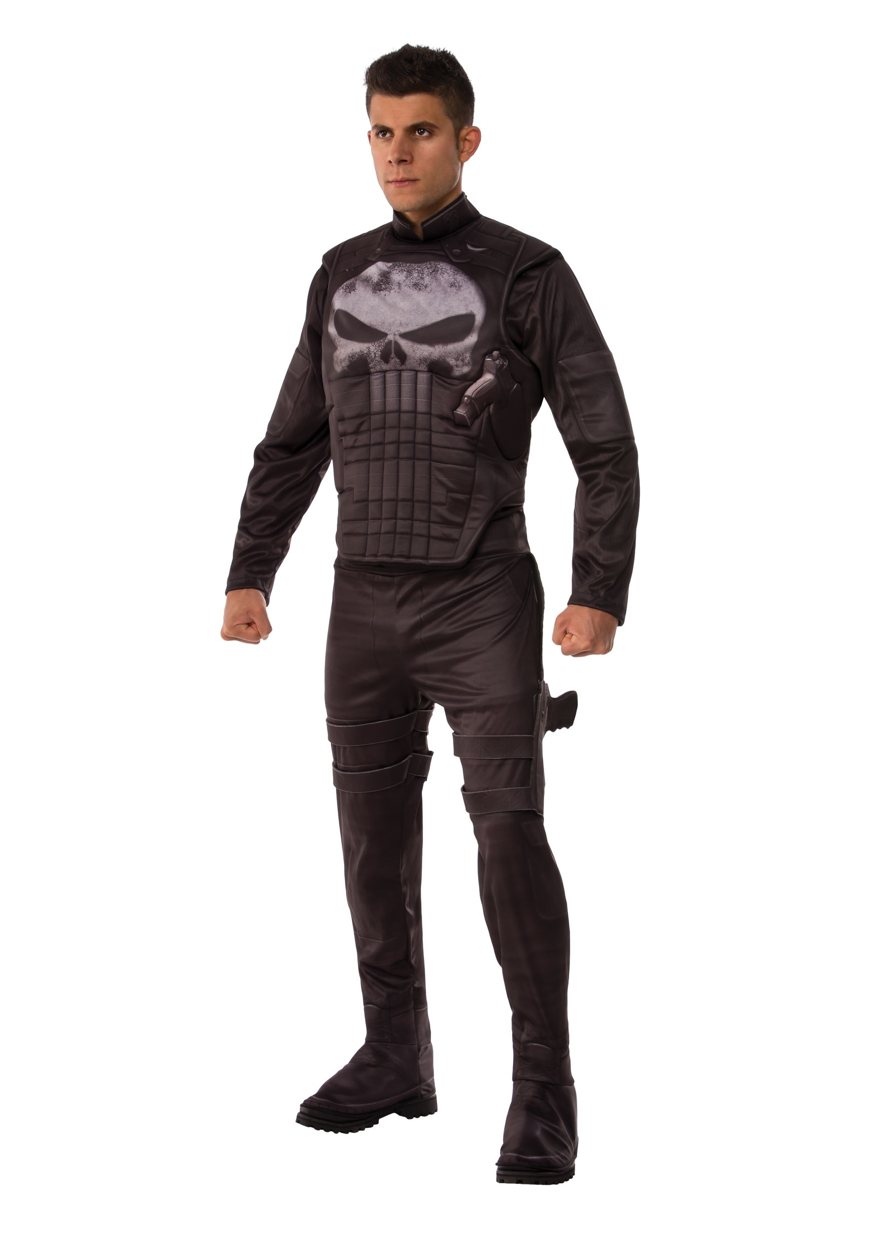 Punisher Deluxe Men's Costume