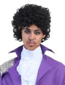 Purple Rock Legend Wig