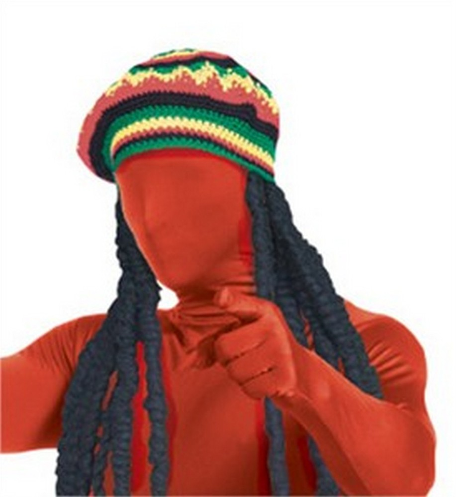 Rastafarian Dreadlocks Hat