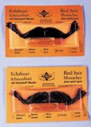 Real Hair French Mustache