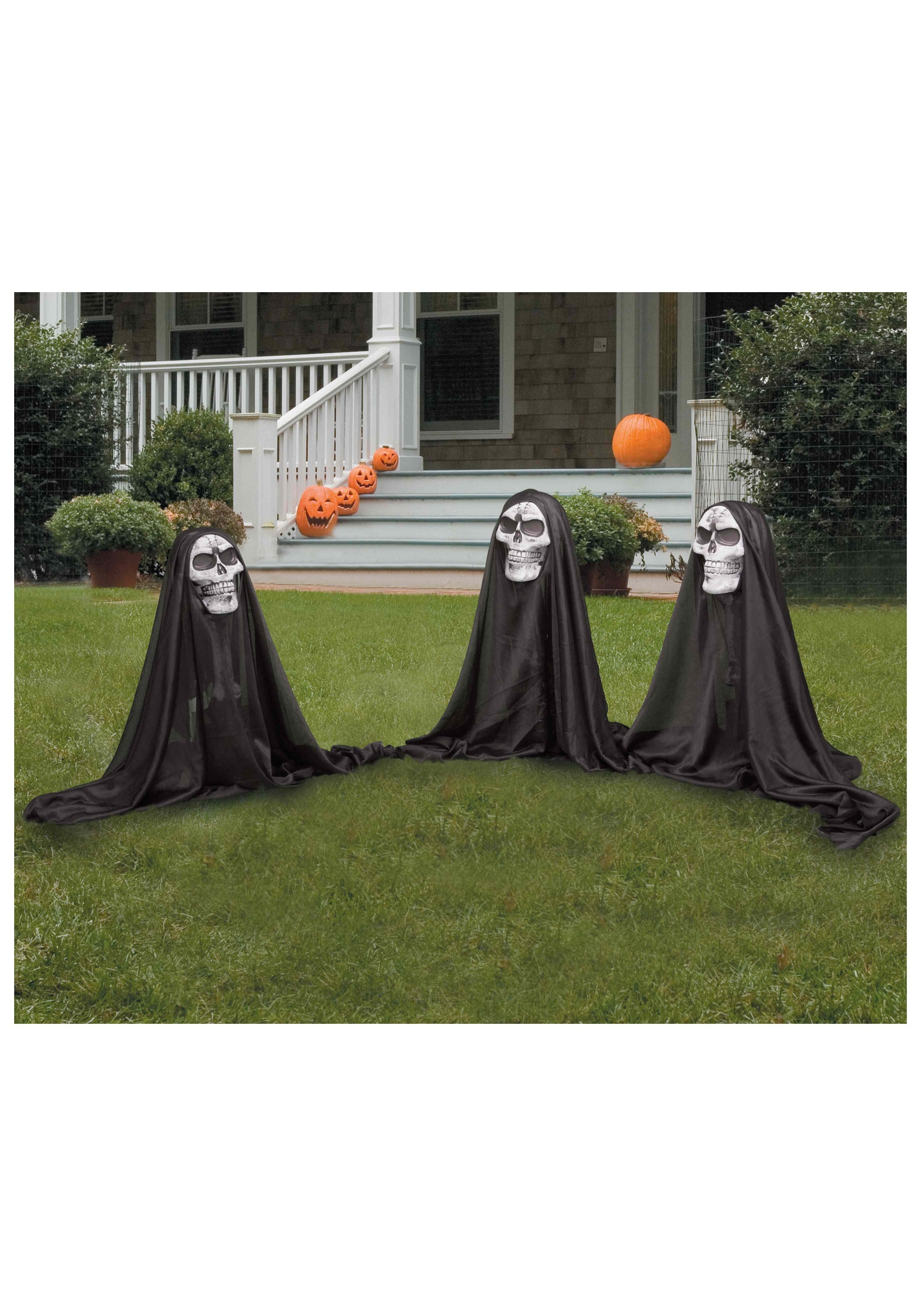 Reaper Group Set of Three