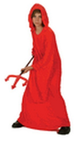 Red Child Robe