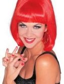 Red Starlet Wig