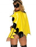 Reversible Black & Yellow Superhero Cape