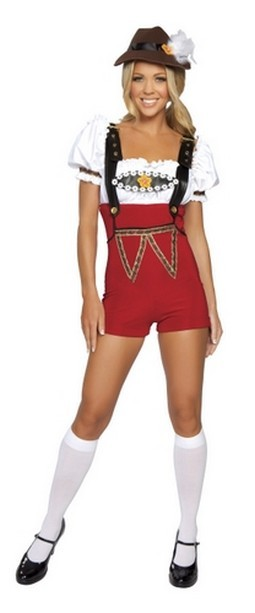 Roma Beer Girl Costume
