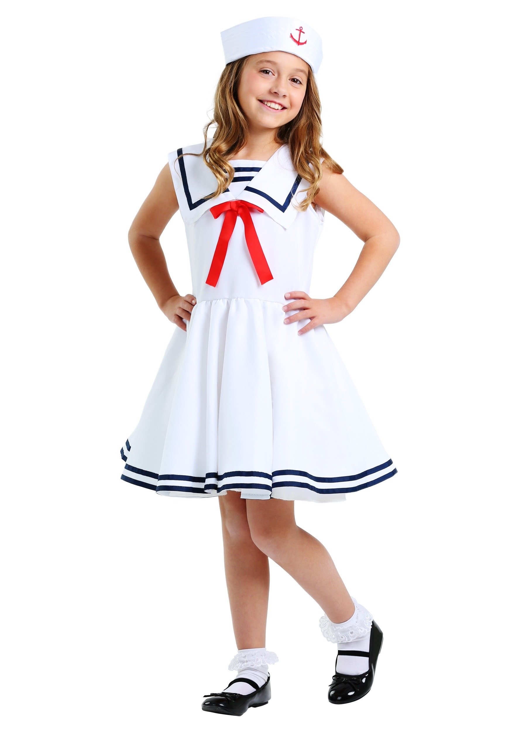 Sailor Girls Costume