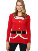 Santa Costume Pullover Sweater