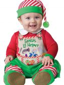 Santa's Li'l Helper Costume