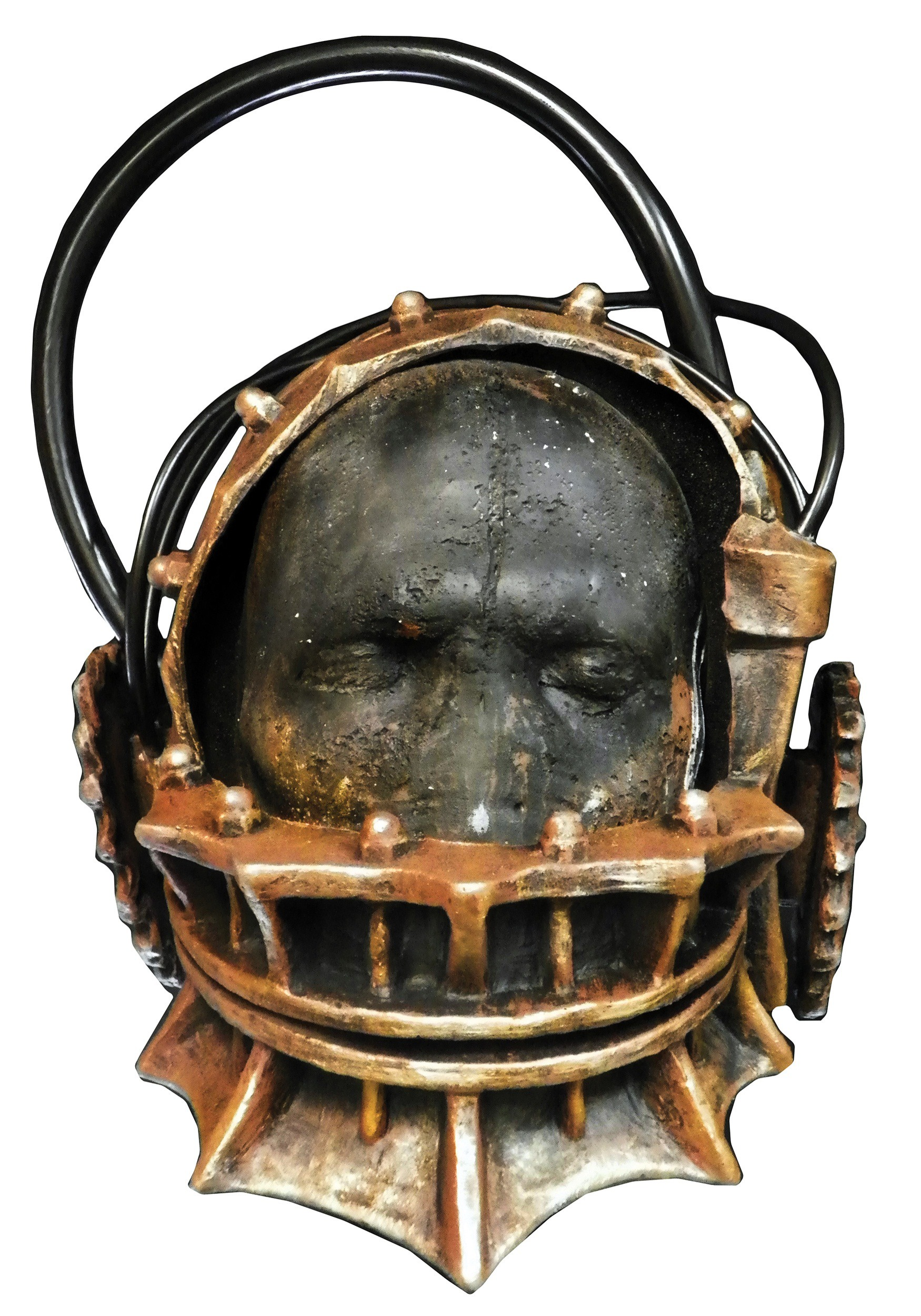Saw Adult Bear Trap Mask