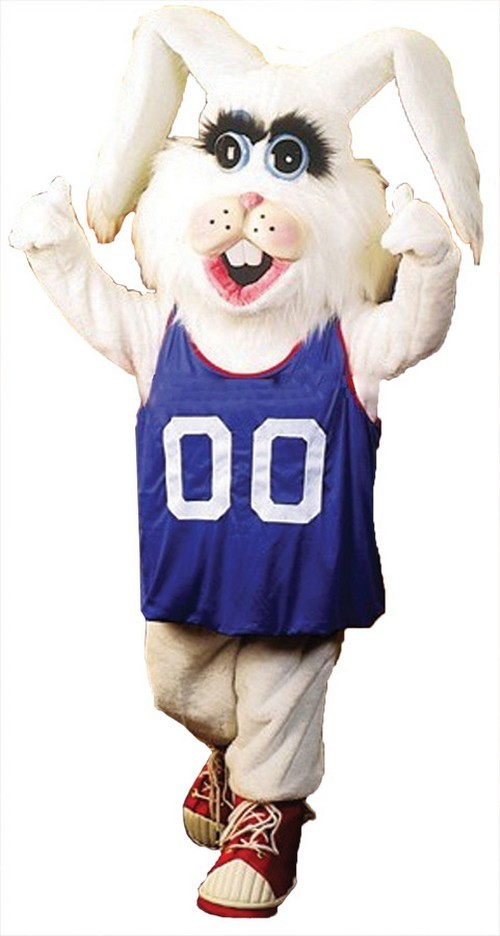 Sebastion Rabbit Mascot Costume