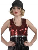 Sequin Flapper Hat