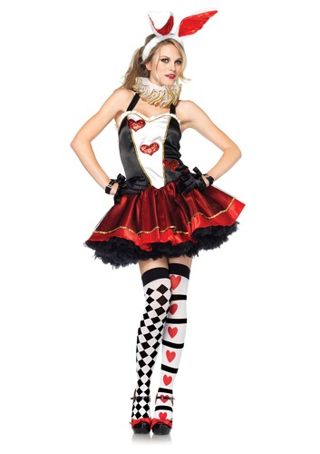 Sexy Alice in Wonderland Bunny Costume