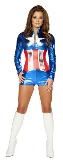 Sexy All-American Costume