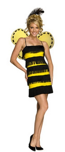 Sexy Bee Mine Costume