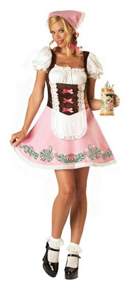 Sexy Beer Girl Costume - Fetching Fraulein