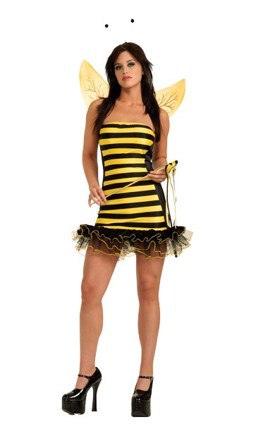 Sexy Busy Bee Costume