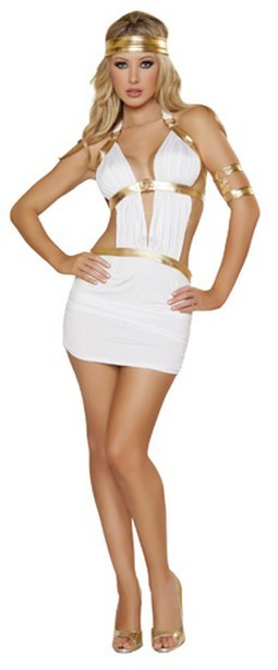 Sexy Goddess Costume - 3pc